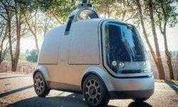 Бывшие инженеры Google привлекли $92 млн и представили беспилотный фургон для доставки товаров