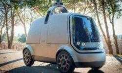 Два бывших инженера Google построили совершенно иной тип робомобиля