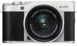 Fujifilm X-A5: беззеркальный фотоаппарат с поддержкой 4К-видеозаписи