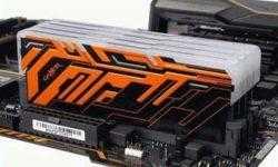 GALAX выпустит DDR4-модули Gamer II с многоцветной подсветкой