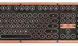 Клавиатура в ретро-стиле AZIO Retro Classic стала доступна в Bluetooth-версии
