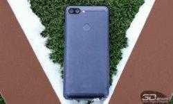 Новая статья: Обзор смартфона ASUS Zenfone Max Plus (M1): автономность без рамок