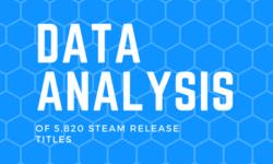 [Перевод] Что в имени? Анализ данных названий 5820 игр в Steam