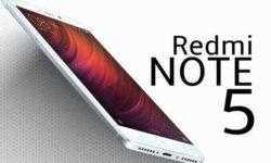 Смартфон Xiaomi Redmi Note 5 выйдет в версиях с разными процессорами