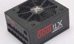 XFX выпустила «титановый» блок питания XTi 1000