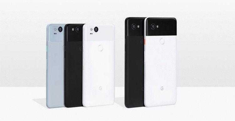 Фото Аналитика от IDC: доля смартфонов Google Pixel на рынке сравнима с каплей в море