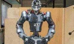 Антропоморфный робот-спасатель Walk-Man подвергся модернизации