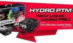 Блок питания FSP Hydro PTM+ с водоблоком предлагается по цене ПК