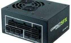 Блоки питания Chieftec Compact выполнены в форм-факторе SFX