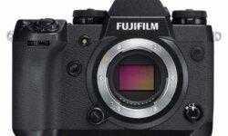 Дебют камеры Fujifilm X-H1: сенсор APS-C с 24 млн пикселей и 5-осная стабилизация