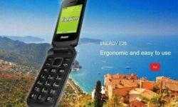 Energizer представила недорогой телефон-раскладушку ENERGY E20