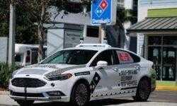 Ford начала тестирование самоуправляемых автомобилей в Майами