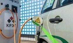 Инфраструктура зарядных станций для электромобилей в России расширится