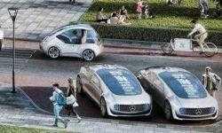 Mercedes и Bosch готовятся к началу испытаний роботизированных такси