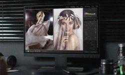 Монитор BenQ SW240 обеспечивает 99-процентный охват пространства Adobe RGB