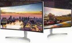 Монитор LG 38WK95C-W обладает разрешением 3840 × 1600 пикселей