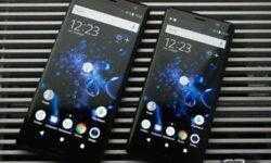 MWC 2018: дебют смартфонов Sony Xperia XZ2 и XZ2 Compact с дизайном Ambient Flow