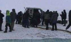 На Землю вернулся экипаж пилотируемого корабля «Союз МС-06»