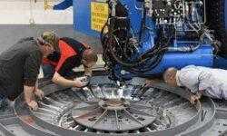 Начато строительство пилотируемого космического корабля «Orion» для полётов на Луну и Марс