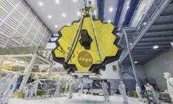 Начинается ключевой этап сборки телескопа-рекордсмена «Джеймс Уэбб»