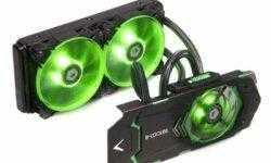 Новая статья: Система жидкостного охлаждения для видеокарт ID-Cooling ICEKIMO 240VGA: минус тридцать