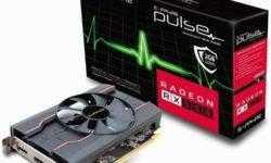 Новые ускорители Sapphire Pulse Radeon RX 550 занимают полтора слота расширения