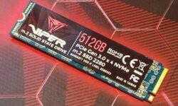 Patriot выпустит новые SSD-накопители Viper M.2 ёмкостью до 2 Тбайт