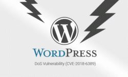 [Перевод] 29% вебсайтов уязвимы для DOS-атаки даже одной машиной (CVE-2018-6389)