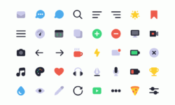 [Перевод] Делаем разноцветные иконки с помощью SVG-символов и CSS-переменных