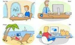 [Перевод] От обычного офиса до полностью удаленной работы: как мы построили эффективную корпоративную культуру