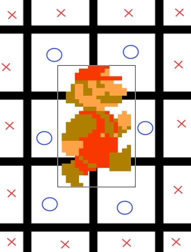 Фото [Перевод] Разработка игр под NES на C. Главы 7-10. Работа с джойстиком. Коллизии спрайтов