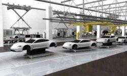 Porsche готовится дать бой Tesla, увеличив вдвое инвестиции в электромобили