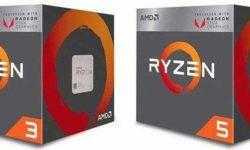 Процессоры Ryzen 3 2200G и Ryzen 5 2400G разогнаны под жидким азотом