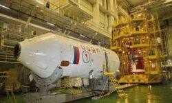 Пуск пилотируемого корабля «Союз МС-08» намечен на 21 марта
