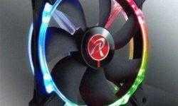 Raijintek Macula 12 Rainbow RGB: 120-мм вентилятор с эффектной подсветкой