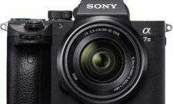 Sony α7 III: полнокадровый беззеркальный фотоаппарат за $2000