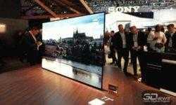 Sony представила OLED-ТВ серииX850F и указала стоимость своих новинок