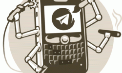 Telegram боты. Загружаем файлы больше 50мб