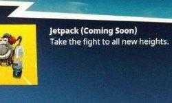 В Fortnite прибавят джетпак
