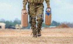 В Китае разработали экзоскелет для военных