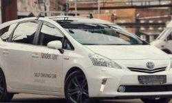 Видео дня: робомобиль «Яндекса» на дорогах Москвы