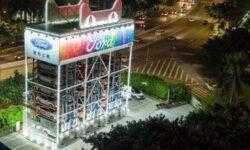 Alibaba и Ford запустили в Китае «торговые автоматы» с машинами