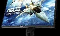 ASUS представила игровой монитор VG258Q с поддержкой Adaptive-Sync