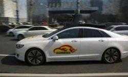 Baidu начнёт испытывать робомобили на улицах Пекина