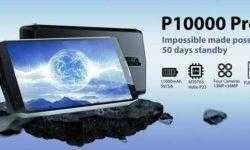 Blackview P10000 Pro получит 11 000 мА·ч батарею, дисплей 18:9 и четыре камеры