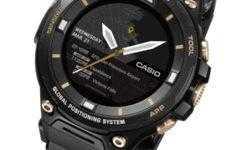 Casio WSD-F20SC: смарт-часы ограниченной серии на базе Wear OS