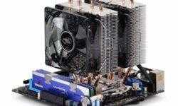 Deepcool Frostwin LED: кулер-бутерброд для процессоров AMD и Intel