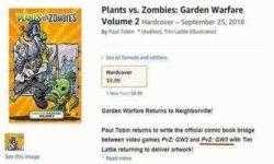 Детали о видеоигре Plants vs. Zombies: Garden Warfare 3