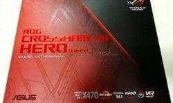 Дуэт ROG Crosshair и другие маплаты ASUS на чипсете X470