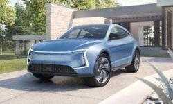 Электрические кроссоверы SF Motors обещают мощность в 1000 «лошадей»